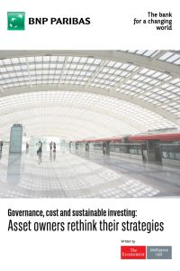 Governance, Cost and Sustainable Investing summary