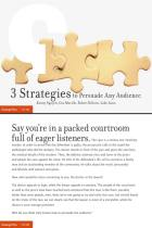 3 Strategies to Persuade Any Audience