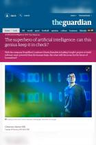 The Superhero of Artificial Intelligence