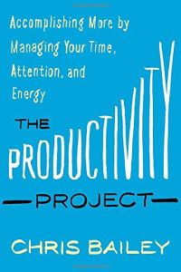 The Productivity Project book summary