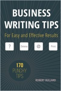 Business Writing Tips book summary
