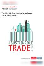 The Hinrich Foundation Sustainable Trade Index 2016