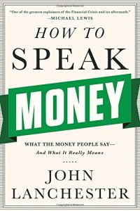 How to Speak Money book summary