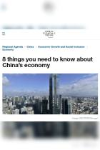8 Things You Need to Know About China's Economy