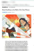 Sheryl Sandberg on the Myth of the Catty Woman