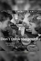 Don't Think Too Positive