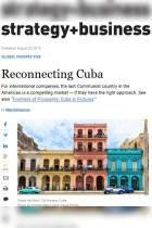 Reconnecting Cuba