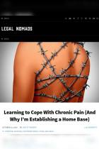 Learning to Cope with Chronic Pain