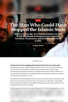 The Man Who Could Have Stopped the Islamic State
