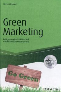 Green Marketing Buchzusammenfassung
