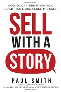 Sell with a Story book summary