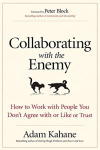 Collaborating with the Enemy book summary