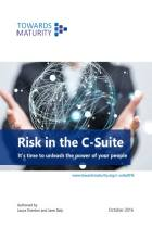 Risk in the C-Suite
