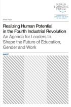 Realizing Human Potential in the Fourth Industrial Revolution