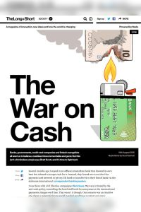 The War on Cash summary