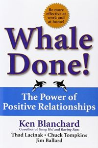 Whale Done! book summary