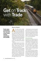 Get on Track with Trade