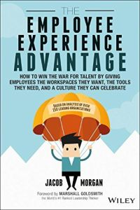 The Employee Experience Advantage book summary