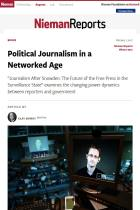 Political Journalism in a Networked Age