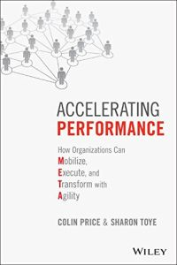 Accelerating Performance book summary