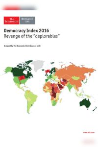 Democracy Index 2016 summary