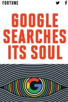 Google Searches Its Soul