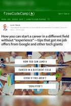 "How You Can Start a Career in a Different Field Without ""Experience"""