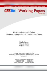 The Globalisation of Inflation summary
