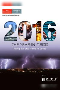 2016 The Year in Crisis summary