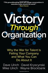 Victory Through Organization book summary
