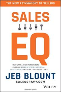 Sales EQ book summary