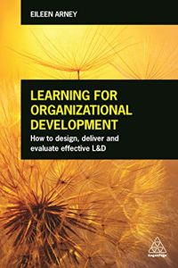 Learning for Organizational Development book summary
