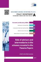 Role of Advisors and Intermediaries in the Schemes Revealed in the Panama Papers