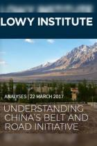 Understanding China's Belt and Road Initiative