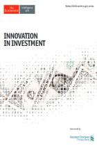 Innovation in Investment