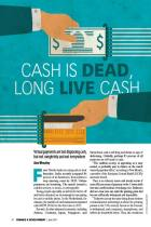 Cash Is Dead, Long Live Cash