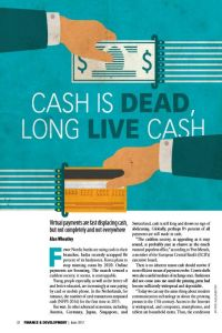 Cash Is Dead, Long Live Cash summary