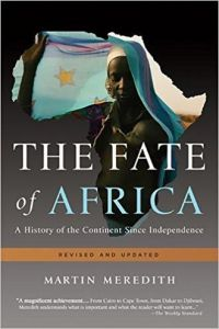 The Fate of Africa book summary