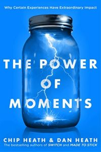 The Power of Moments book summary