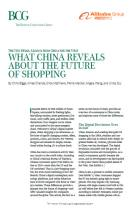 What China Reveals About the Future of Shopping