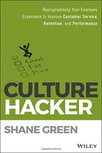 Culture Hacker book summary