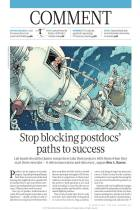 Stop Blocking Postdocs' Paths to Success