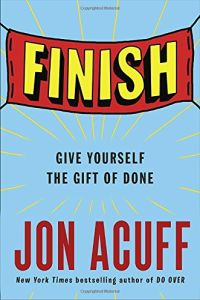 Finish book summary