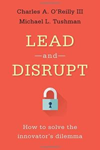 Lead and Disrupt book summary