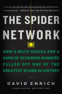 The Spider Network book summary