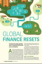 Global Finance Resets