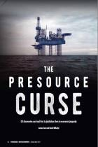 The Presource Curse