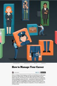 How to Manage Your Career summary