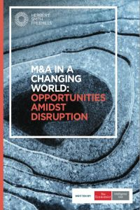 M&A in a Changing World summary