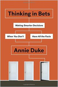 Thinking in Bets book summary